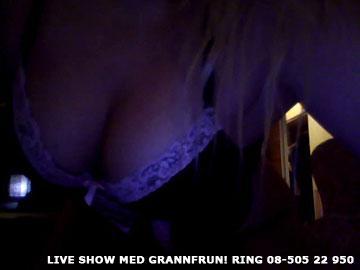 Telefonsex med Regina 23år